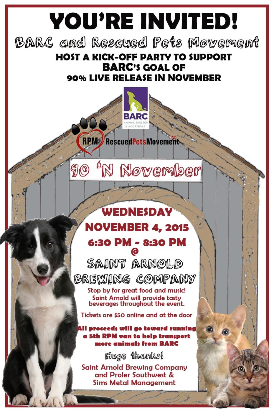 Nov 4 Invitation_RPM AND BARC